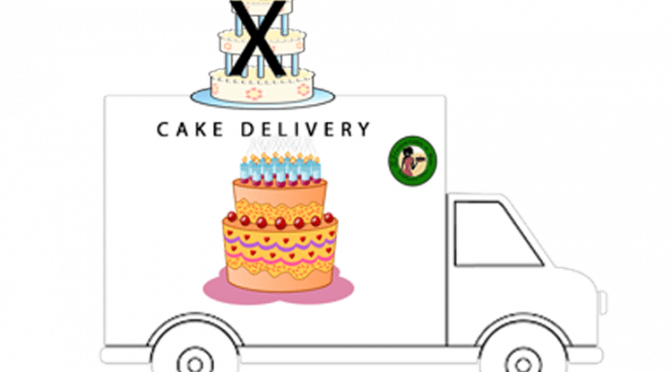 Cake delivery online for special An Event